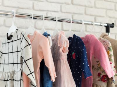 Consumo responsable y reciclaje de prendas infantiles