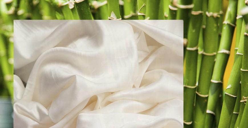 El tejido de bambú